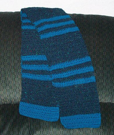 Striped Scarf Pattern