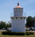 Newburyport Harbor Front Range Light